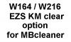 Опция EZS W164/W221 для MBcleaner (Читайте описание перед покупкой!)
